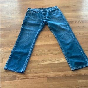 Men's Levi's 559 size 38 W x 34 L Relaxed Straight